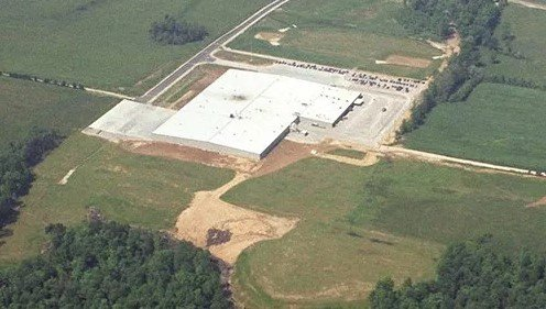 Startup Building in Crawford County Industrial Park