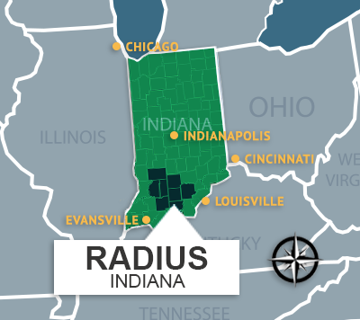 Crawford County Representing Strong in the First Radius Pitch Competition