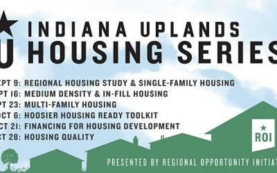 Indiana Uplands Housing Webinar Series