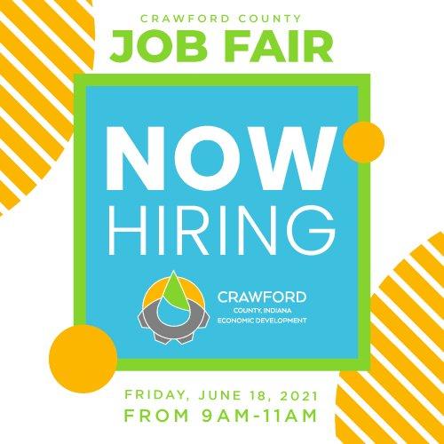 Job Fair June 18th
